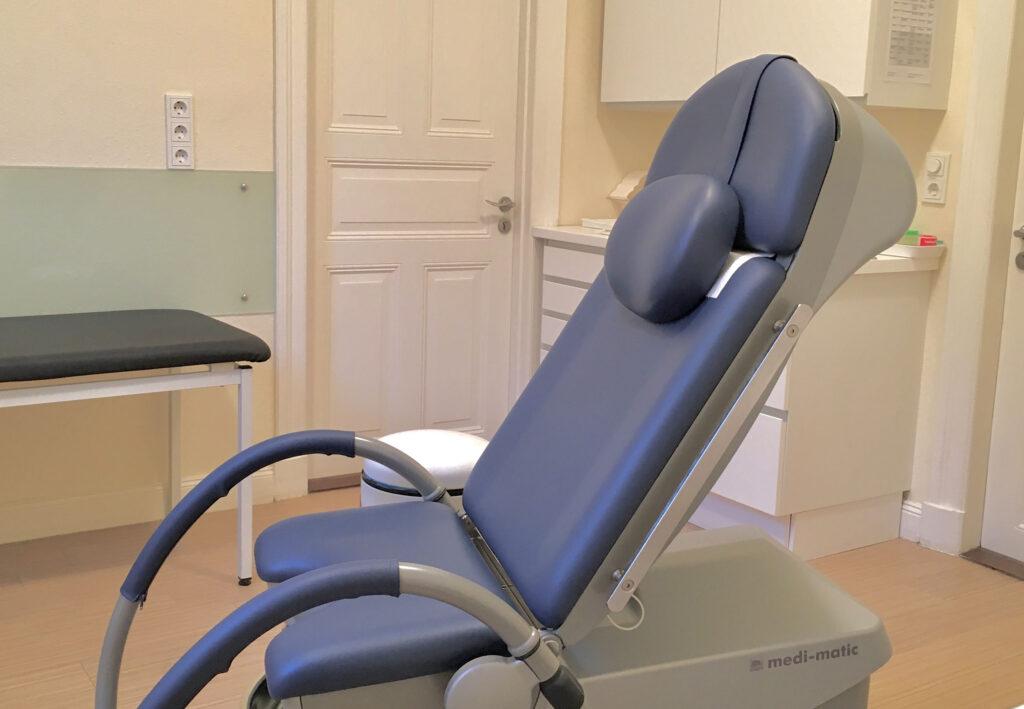Behandlung Urologie